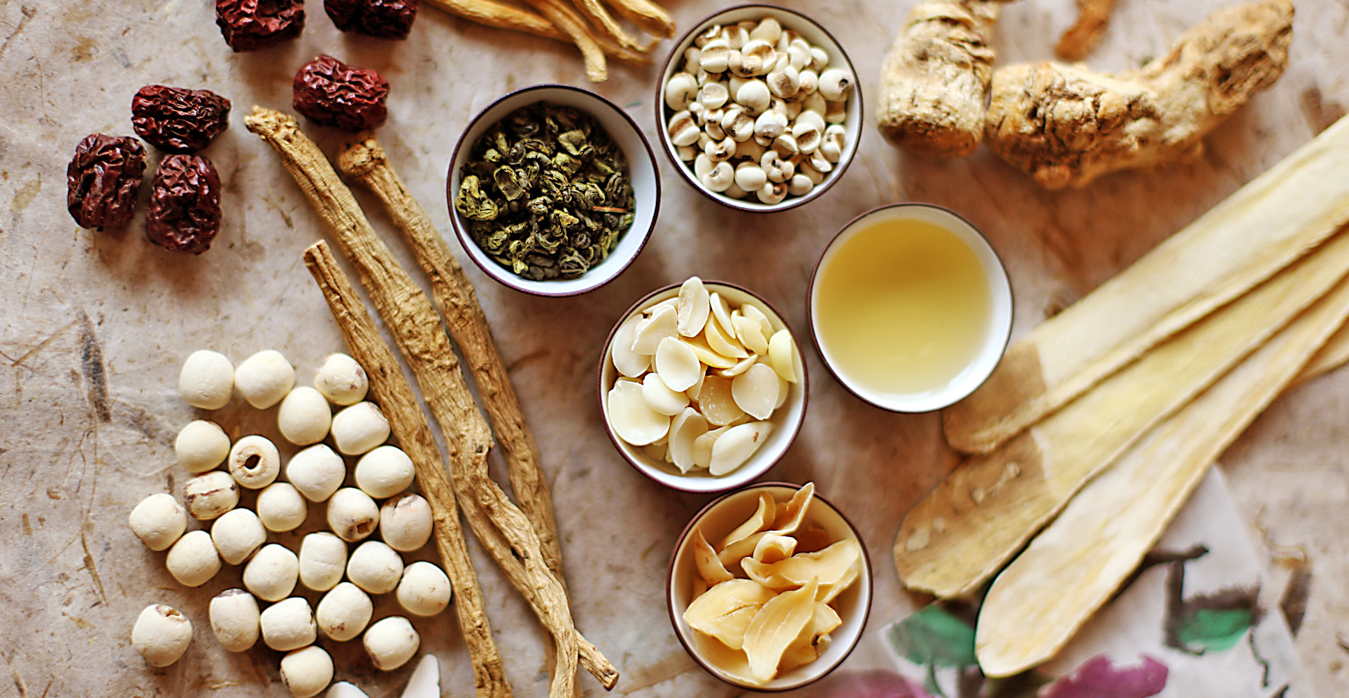 Herbal medicine the fountain acupuncture cary nc for Ayurvedic healing cuisine